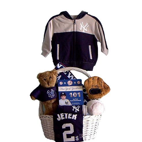newest 75bac 684d0 New York Yankees Derek Jeter Baby Gift Basket ***GRAND SLAM***