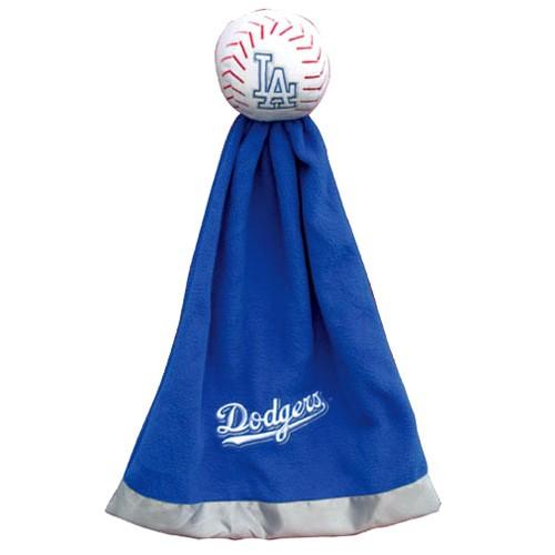 Los Angeles Dodgers Baby Blanket