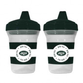 New York Jets Sippy Cup - 2 pack