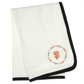 San Francisco Giants Cotton Receiving Blanket