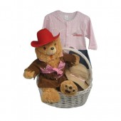 Baby Cowgirl Gift Basket ***SADDLE UP***