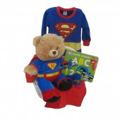 Baby Superman Gift Basket ***SUPER BABY***