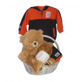 Detroit Tigers Baby Gift Basket ***HOME RUN***