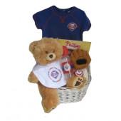 Philadelphia Phillies Baby Gift Basket  ***HOME RUN***