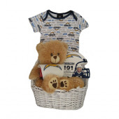 San Diego Chargers Baby Gift Basket ***TOUCHDOWN***