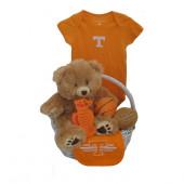 Tennessee Vols Baby Gift Basket *** TOUCHDOWN***