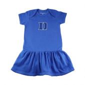 Duke Blue Devils Girl Onesie Dress
