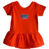 Florida Gators Baby Girl Onesie Dress