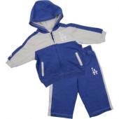 Los Angeles Dodgers Baby Jog Suit