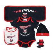 Minnesota Twins Baby Gift Set