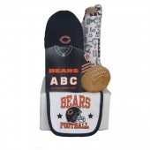 Chicago Bears Baby Gift Set  ***4th and GOAL***