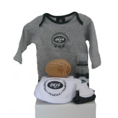 New York Jets Baby Gift Set  ***4th and GOAL***