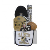 New Orleans Saints Baby Gift Set  ***4th and GOAL***
