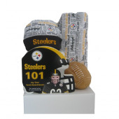 Pittsburgh Steelers Baby Gift Set  ***4th and GOAL***