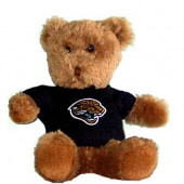 Jacksonville Jaguars Teddy Bear - Jacksonville Jaguars Baby Gifts