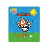 Texas Longhorns Baby Puzzle