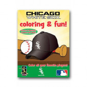 Chicago White Sox Coloring and Games Book