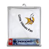 Minnesota Vikings Baby Hooded Towel